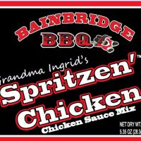 Spritzin' Chicken